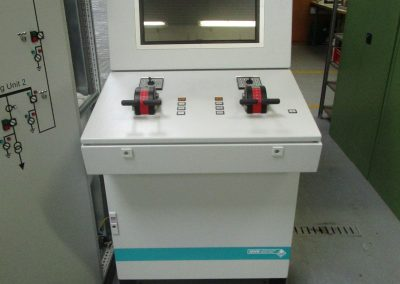 NAUTICAL COLLEGE SEMARANG, INDONESIA MEDIUM-VOLTAGE SWITCHGEAR FOR THE TRAINING FACILITY SIMULATOR PANEL MAIN ENGINE CONTROL