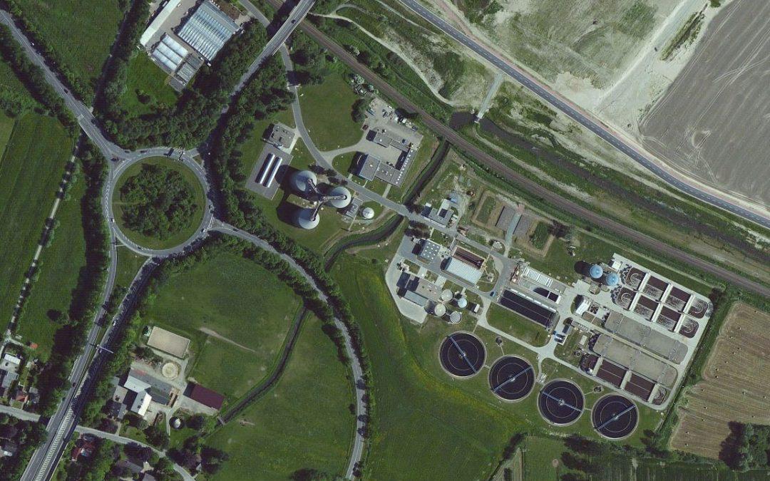 Abwasserreinigungsanlage  Cuxhaven E-MSR-Technik, Hochwasserpumpwerk