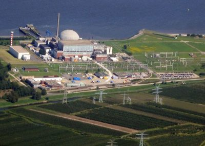 STADE NUCLEAR POWER PLANT  EXTENSION OF A PCS7 SYSTEM