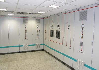 BORRIESSTRASSE PUMP STATION ELECTRICAL CONTROL SYSTEM EQUIPMENT, EMERGENCY POWER SYSTEM