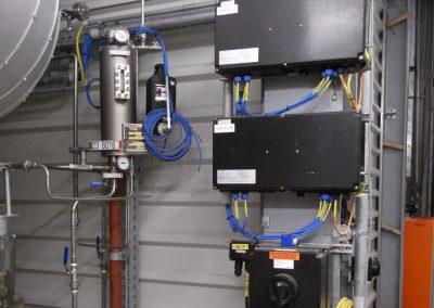 EMERY PRODUCTION LOXSTEDT  EXCHANGE AND REFURBISHMENT OF PRODUCTION SWITCHGEAR INSTALLATIONS