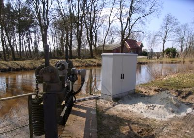 DEPOT GEORGSDORF  REMOTE MONITORING OF WEIRS